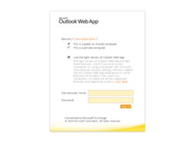Outlook.acosta.com
