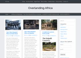 overlandingafrica.com