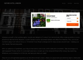 oxfordhotellondon.co.uk