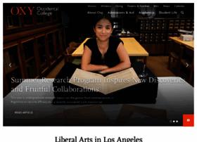 oxy.edu