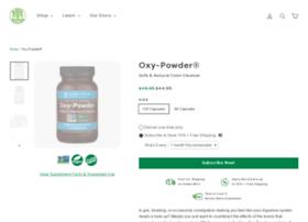 oxypowder.com