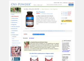 oxypowder.net