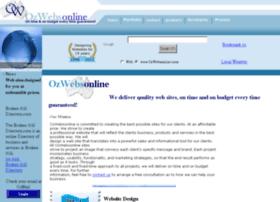 ozwebsonline.com