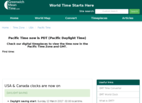 pacific-standard-time.com