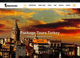 packagetoursturkey.com