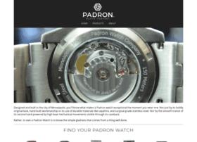 padronwatchco.com