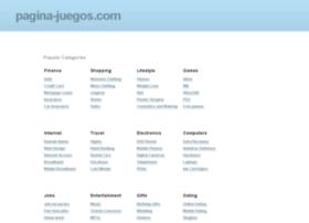 pagina-juegos.com