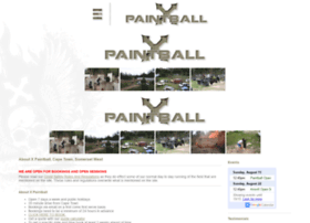 paintball.co.za