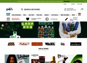 pakcosmetics.com