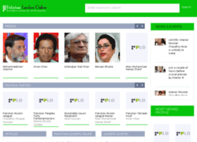 pakistanileaders.com.pk