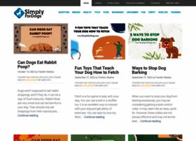 pampered-dog-gifts.com