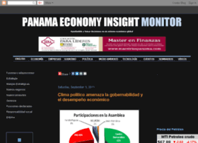 panamaeconomyinsight.blogspot.com