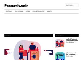 Panasonic.co.in