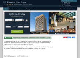 panorama-hotel-prague.h-rez.com