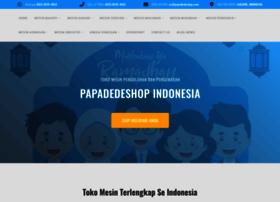 papadedeshop.com