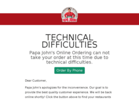 Papajohnsonline.com