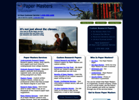 papermasters.com