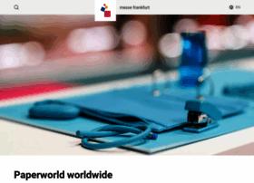 paperworld.messefrankfurt.com