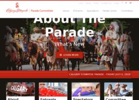 parade.calgarystampede.com