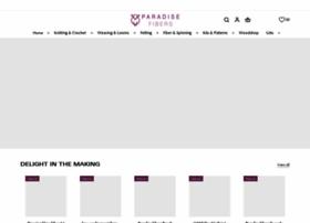 paradisefibers.net
