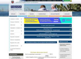 Paranaprevidencia.pr.gov.br
