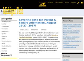 parentnet.mtu.edu