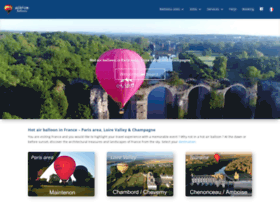 Paris-balloon.com
