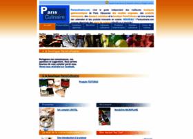 parisculinaire.com