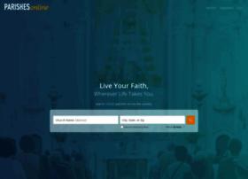 parishesonline.com