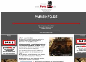 parisinfo.de