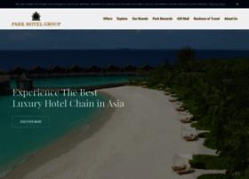 parkhotelgroup.com