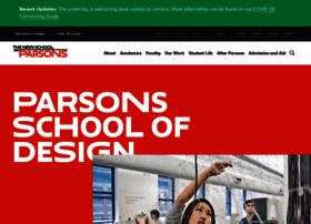 parsons.edu