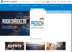 participant.mykonicaminolta.com