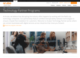 partners.arubanetworks.com