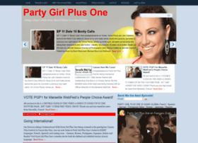 partygirlplusone.com