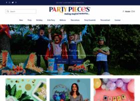 partypieces.co.uk