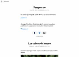 Pasapues.blogia.com