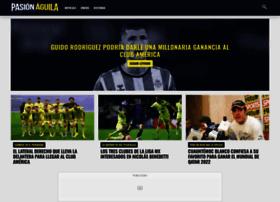pasionaguila.com