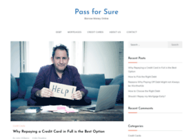 passforsure.co.uk