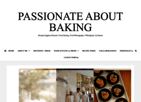 passionateaboutbaking.com