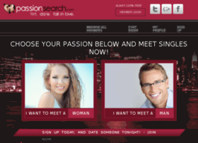 passionsearch.com