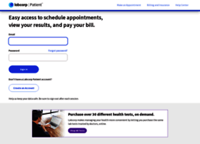 Patient.labcorp.com