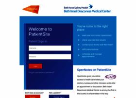 patientsite.org