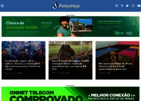 patoshoje.com.br