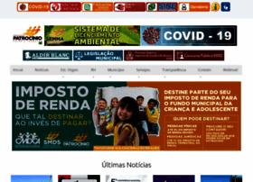patrocinio.mg.gov.br
