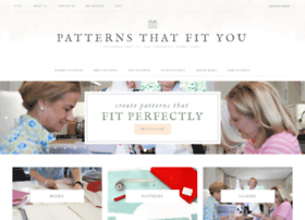 patternsthatfityou.com