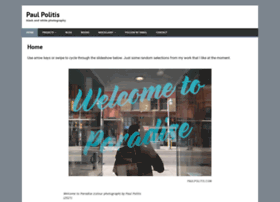 paulpolitis.com