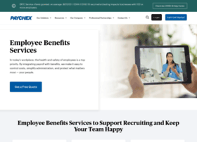 paychexinsurance.com