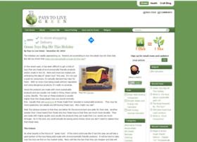Paystolivegreen.com
