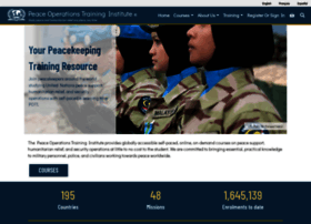 peaceopstraining.org